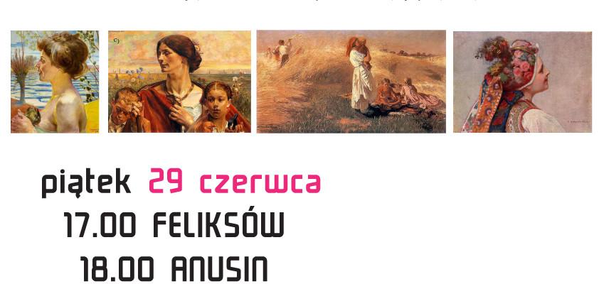 Folkowe przystanki – młodopolskie białogłowy