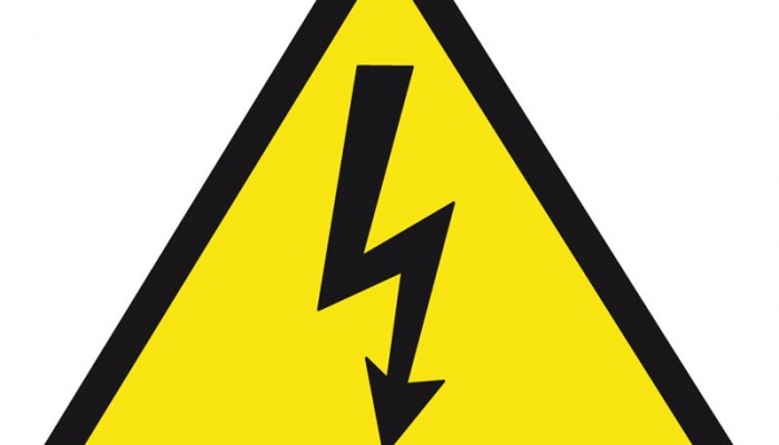 Przerwa w dostawie energii elektrycznej!