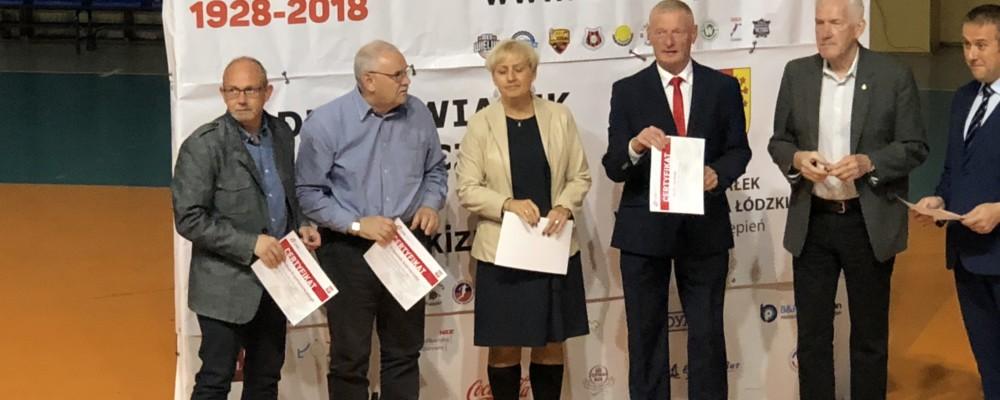 Wyróżnieni medalami Związku Piłki Ręcznej