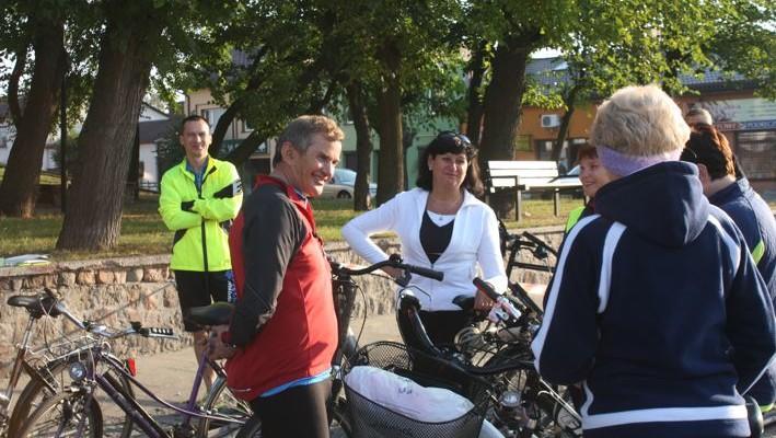 Zaproszenie na pielgrzymkę rowerową
