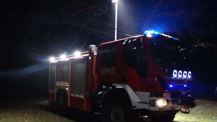 Nowe auto dla strażaków na święta