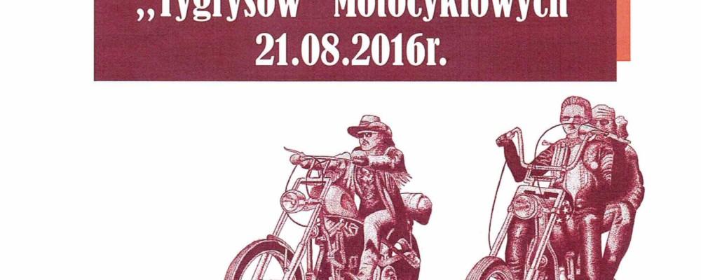 """V Wakacyjny Zlot """"Tygrysów"""" Motocyklowych"""