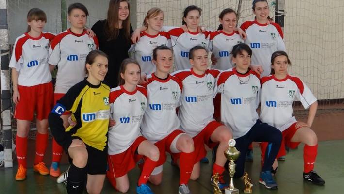 I Mistrzostwa Województwa Łódzkiego w Futsalu Kobiet