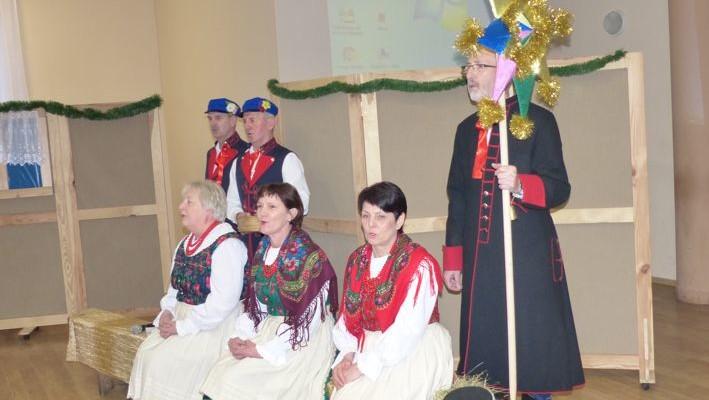 Kolędowanie w Bałdrzychowie