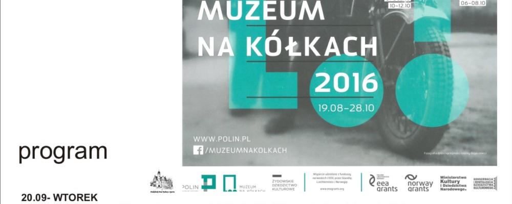 Muzeum na kółkach od dziś w Poddębicach