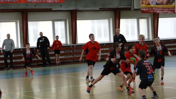 XVI Ogólnopolski Turniej Piłki Ręcznej Chłopców za nami