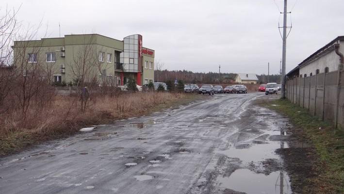 Rusza przebudowa ul. Miłej