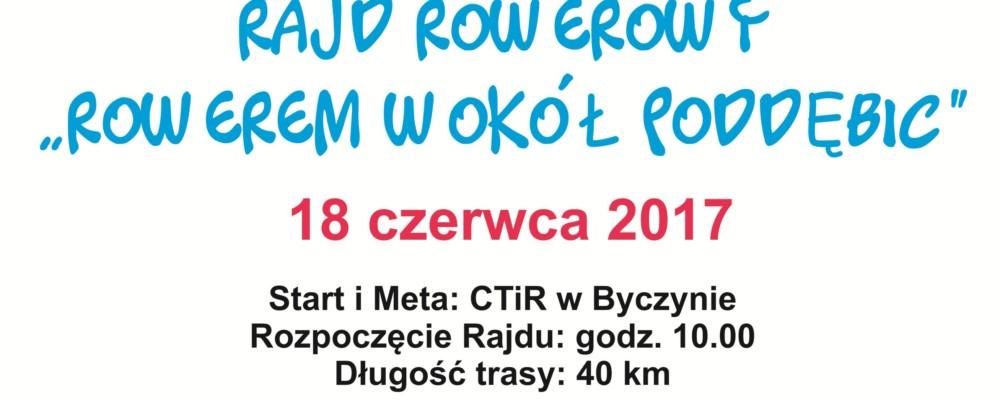 """""""Rowerem wokół Poddębic"""""""