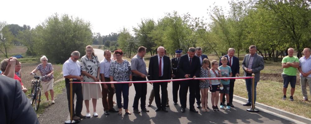 Droga w Górze Bałdrzychowskiej Kolonii otwarta
