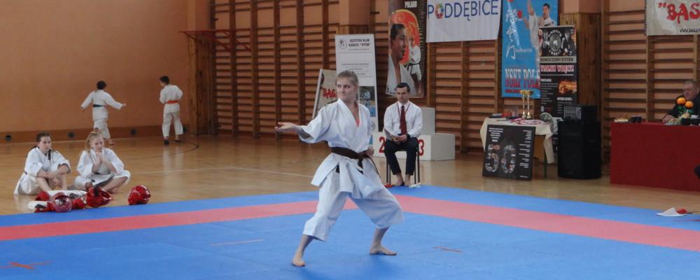 Jubileuszowy turniej karate