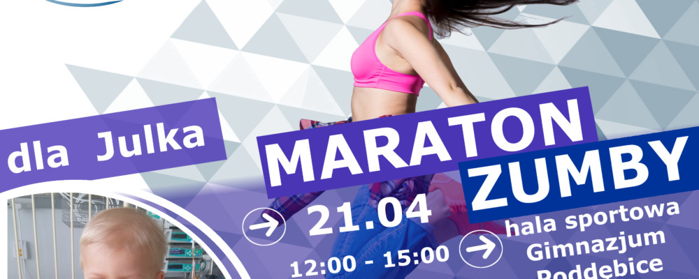 Maraton Zumby dla Julka