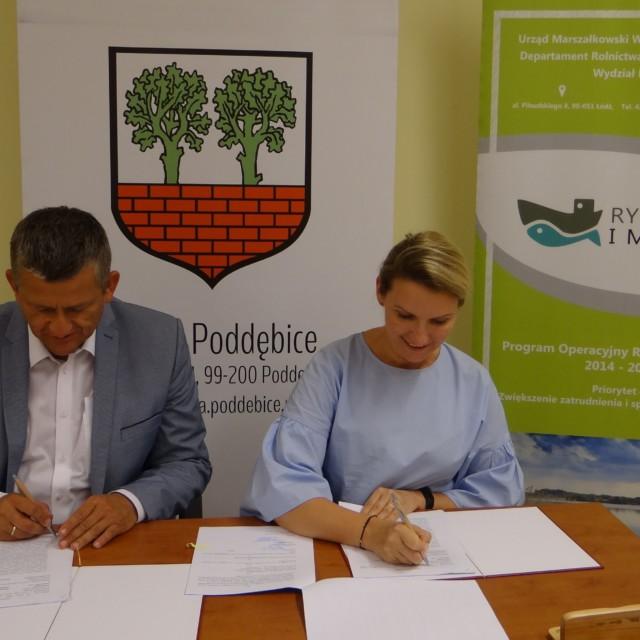 Podpisano umowy o dofinansowanie zadań