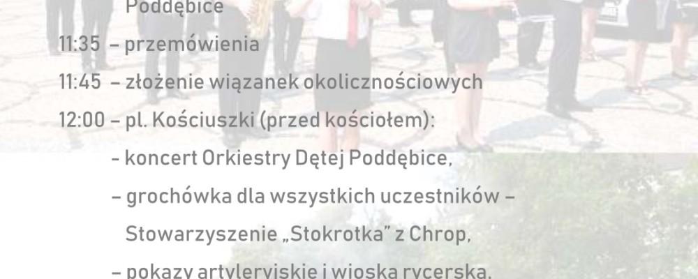 Zapraszamy na Święto Wojska Polskiego