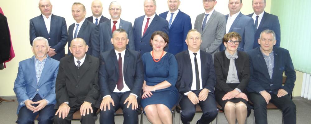 I sesja nowej Rady Miejskiej