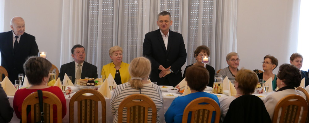 Spotkanie z seniorami