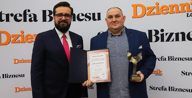 """""""Człowiek Roku 2018"""" z Zagórzyc"""