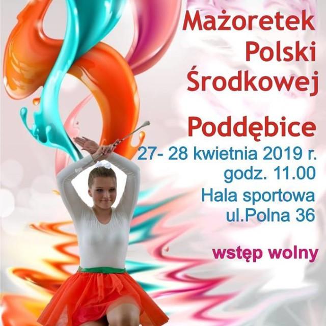 Przed nami VIII Otwarte Mistrzostwa Mażoretek Polski Środkowej