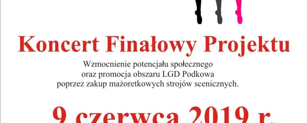 Koncert Finałowy Projektu