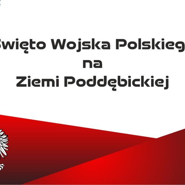 Zapraszamy na Święto Wojska Polskiego na Ziemi Poddębickiej