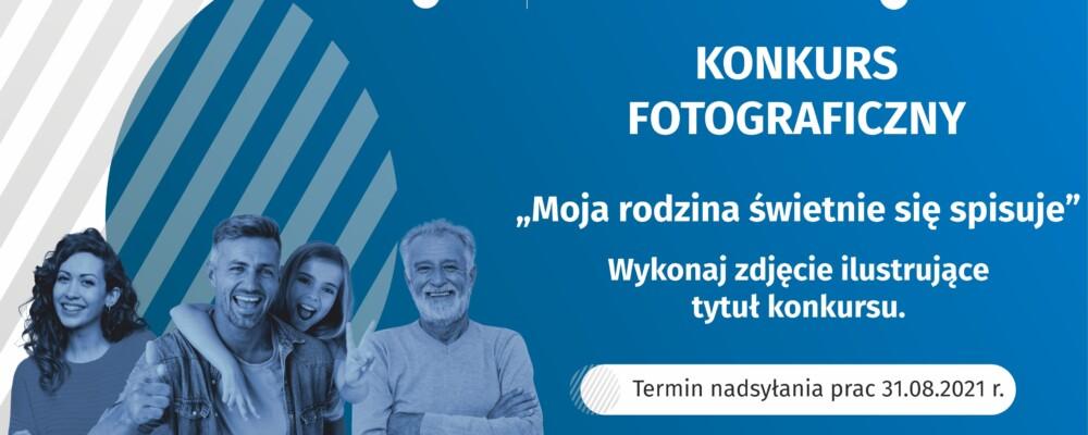 Konkurs fotograficzny promujący Narodowy Spis Powszechny
